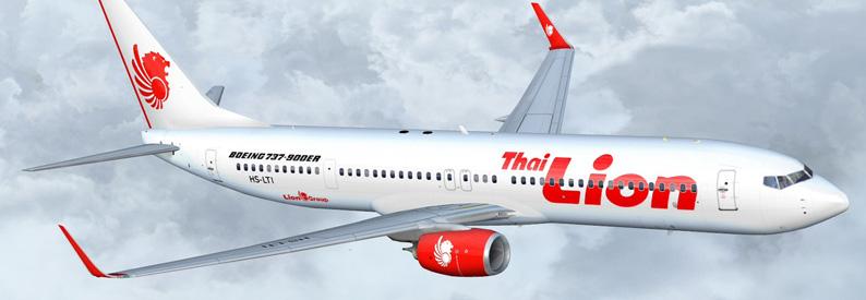 Thai lion air eyes 2017 australian market debut ch aviation illustration of thai lion air boeing 737 900 stopboris Images