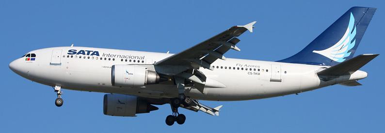SATA Internacional Airbus A310-300