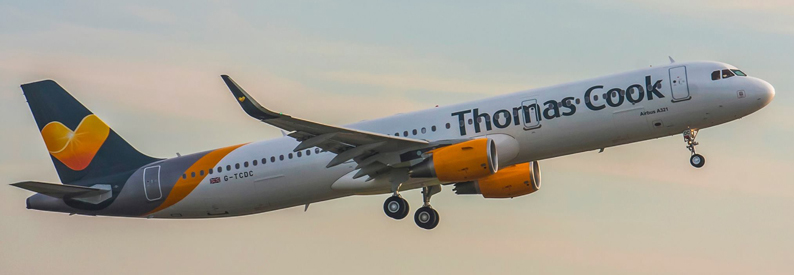 Thomas Cook Airlines UK Airbus A321-200SL