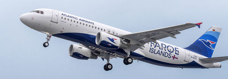 Atlantic Airways Airbus A320-200