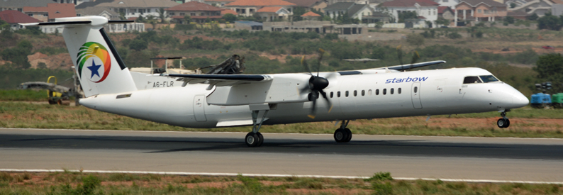 Starbow Airlines Bombardier DHC-8-Q400