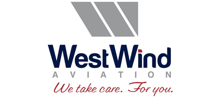 Logo of West Wind Aviation