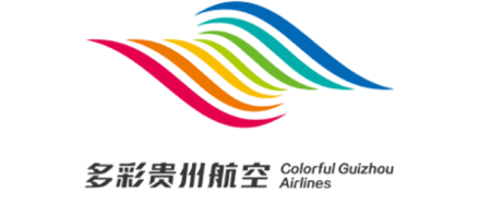Logo of Colorful Guizhou Airlines