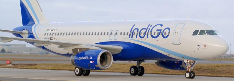 IndiGo Airlines Airbus A320-200