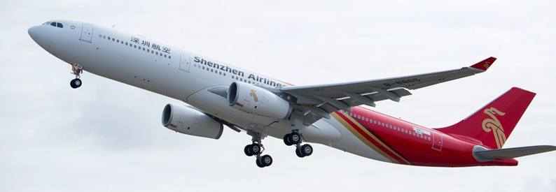 Shenzhen Airlines Airbus A330-300