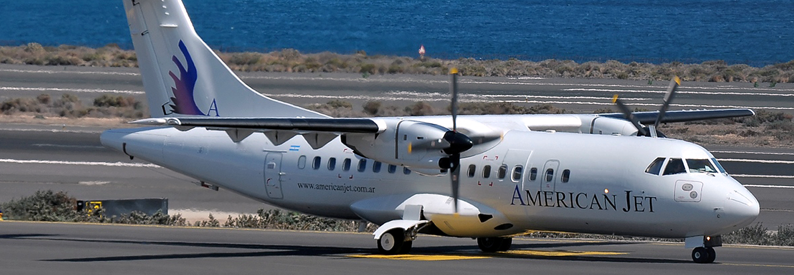 American Jet ATR42-300