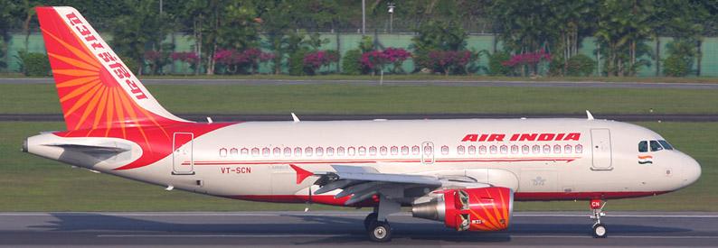 Air India Airbus A319-100