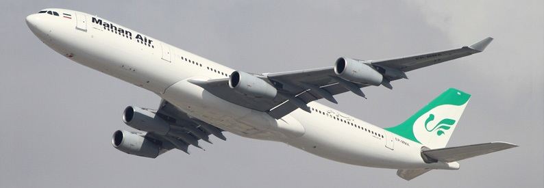 Mahan Air Airbus A340-300