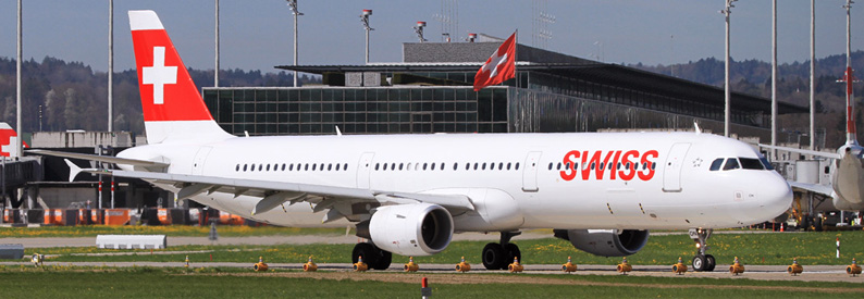 Swiss Airbus A321-200