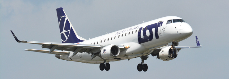 LOT Polish Airlines Embraer 170-200