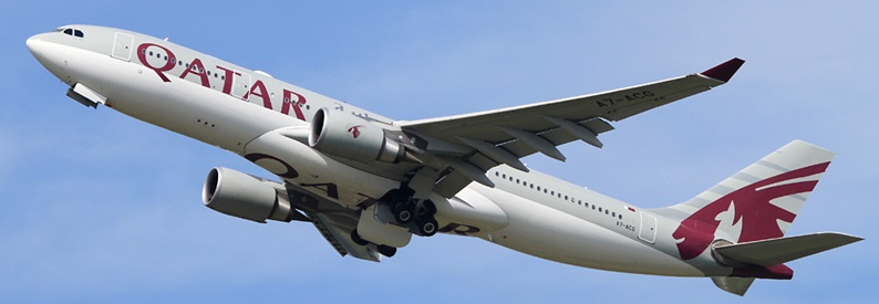 Qatar Airways Airbus A330-200