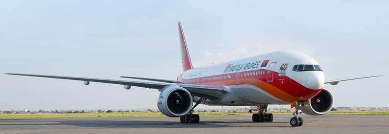 TAAG Angola Airlines Boeing 777-300ER