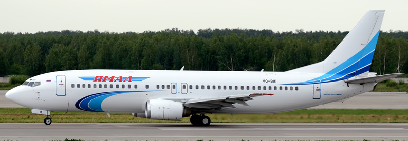Yamal Airlines Boeing 737-400