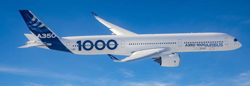 Philippine Airlines considering A350-1000 - ch-aviation