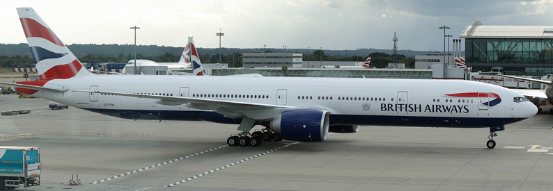 British Airways Boeing 777-300ER