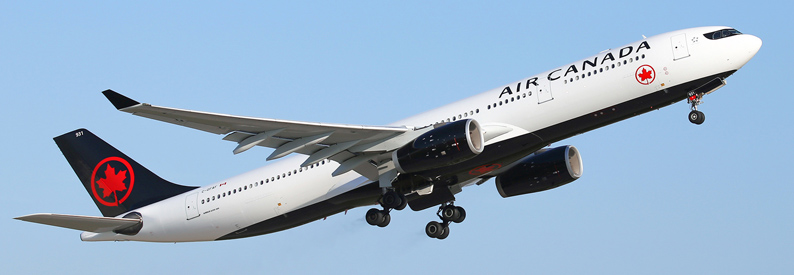 Air Canada To Retire B767s In 2019 Add Four A330s Ch Aviation