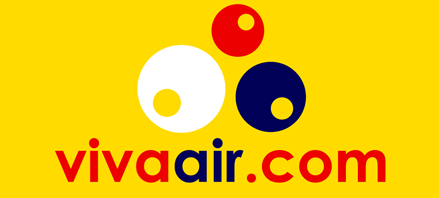 Logo of Viva Air Colombia
