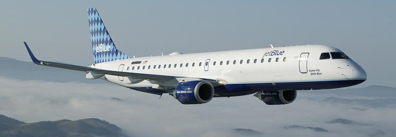 jetBlue Airways Embraer 190-100