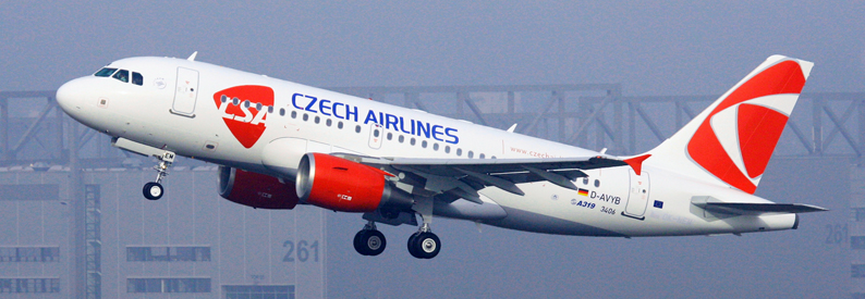 CSA Czech Airlines Airbus A319-100