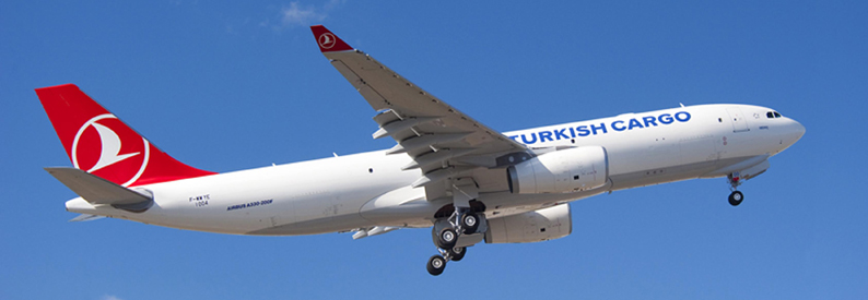 Turkish Airlines Cargo Airbus A330-200F