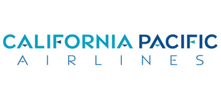 Logo of California Pacific Airlines