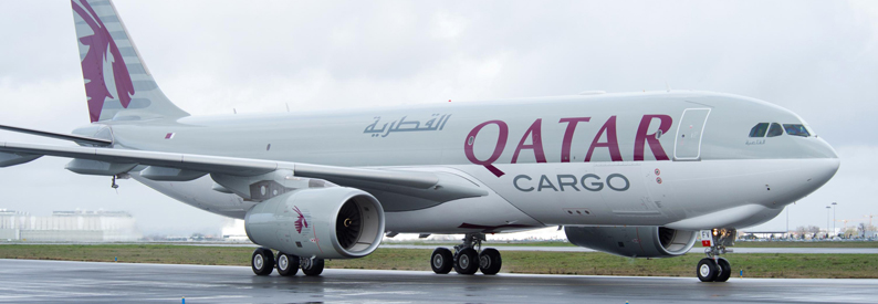 Qatar Airways Cargo Airbus A330-200F
