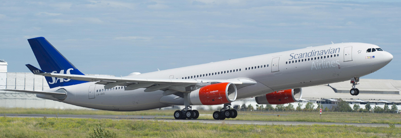 SAS Scandinavian Airlines Airbus A330-300