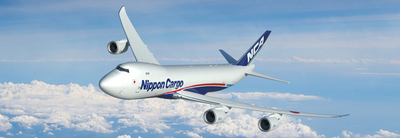 NCA - Nippon Cargo Airlines Boeing 747-8F