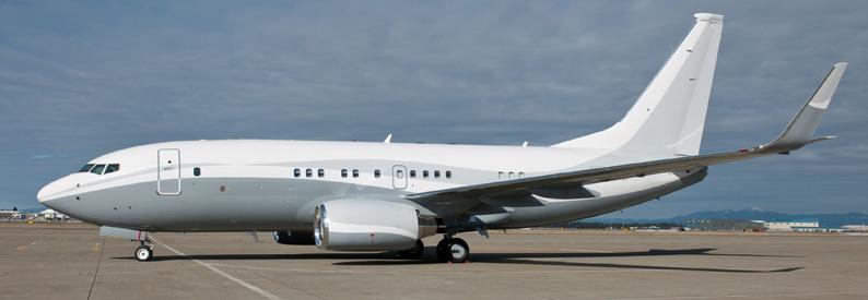 Saudi Aramco Aviation adds first B737-800(BBJ) - ch-aviation