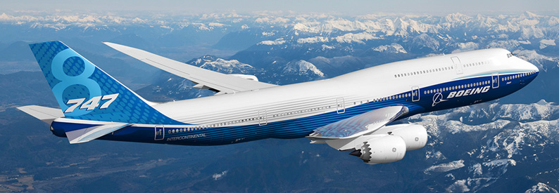 Boeing 747-8 Intercontinental