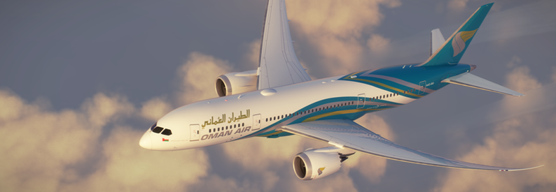 Oman Air, SalamAir to restart international flights in 4Q20 - ch-aviation