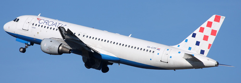 Croatia Airlines Airbus A320-200