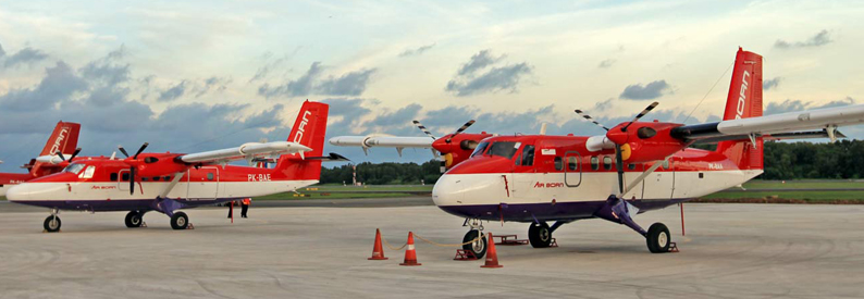 Air Born deHavilland DHC-6-300 TwinOtter