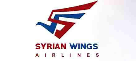Logo of Syrian Wings Airlines