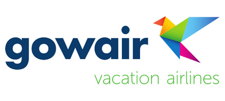 Logo of Gowair Vacation Airlines