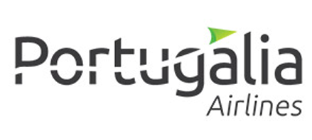 Logo of Portugália Airlines