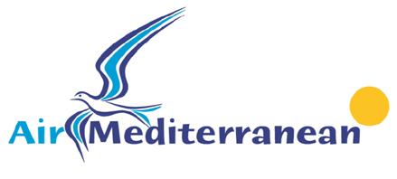 Resultado de imagen para Air Mediterranean Airlines logo