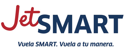 Logo of JetSMART