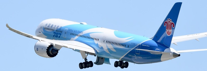 China Southern Airlines Boeing 787-9