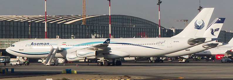Iran Aseman Airlines Airbus A340-300