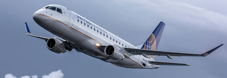 Mesa Airlines Boosts United Express E175 Fleet Ch Aviation
