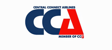 Logo of Central Connect Airlines
