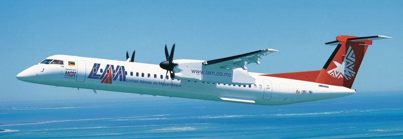 MEX - Mocambique Expresso Bombardier DHC-8-400