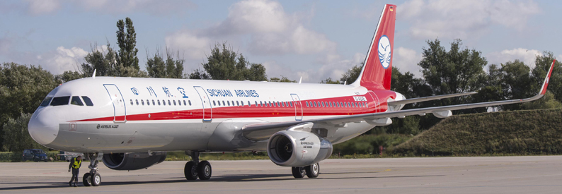 Sichuan Airlines Airbus A321-200