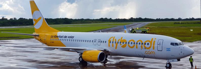 Resultado de imagen para Flybondi Boeing 737-800
