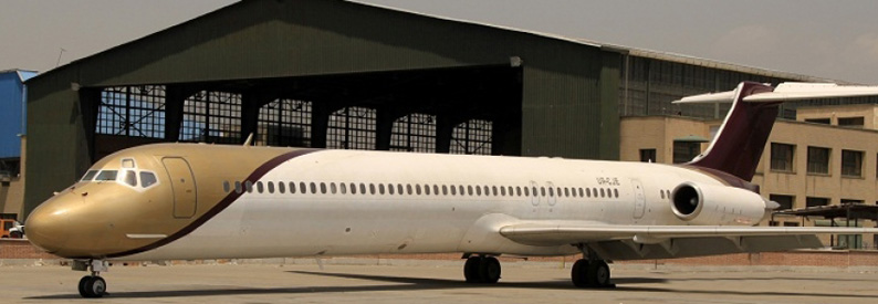 Sahand Asia Airlines McDonnell Douglas MD-80
