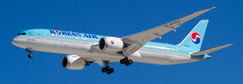 Korean Air Boeing 787-9