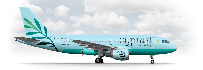 Cyprus Airways Airbus A319-100