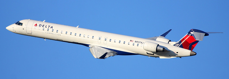 Endeavor Air (Delta Connection) Bombardier CRJ900