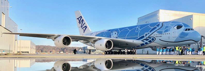 ANA - All Nippon Airways Airbus A380-800